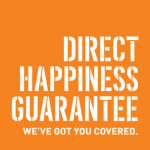 Direct Happiness Guarantee
